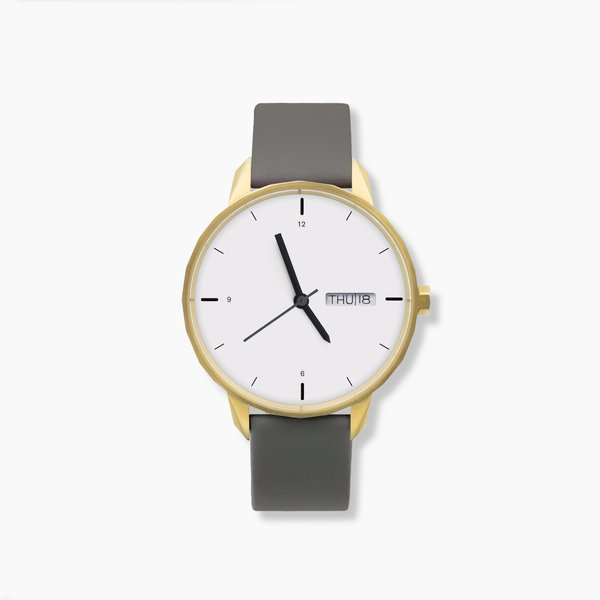 Tinker Watches Tinker™ 42mm Gold Watch