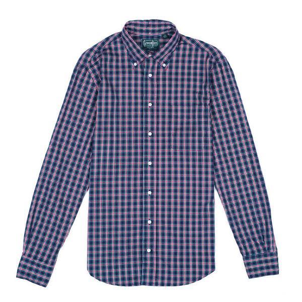 Gitman Bros. Vintage Gitman Zephyr Tartan Shirt