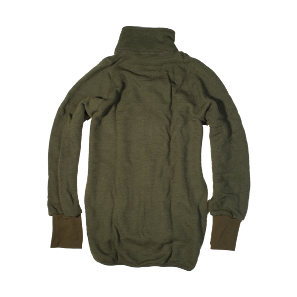 Woolpower 400g Full Zip, Green