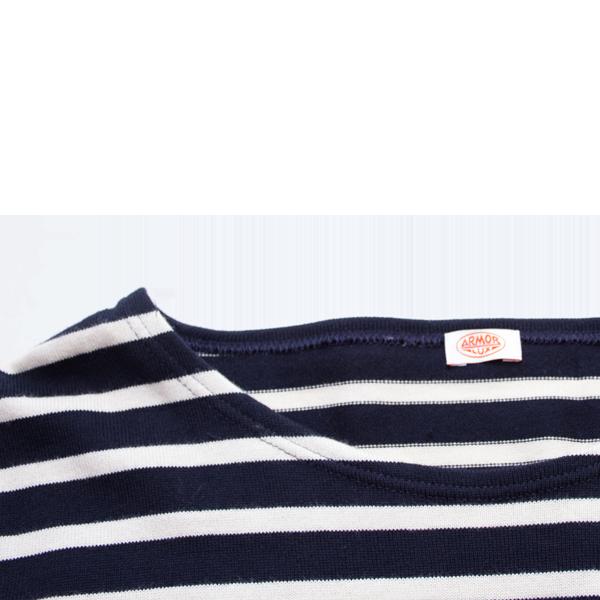 Aviron Fair Trade Cotton Shirt, Richnavy / Nature