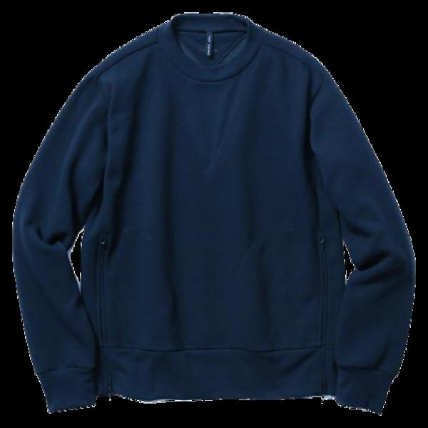 Crewneck Shirt, Navy