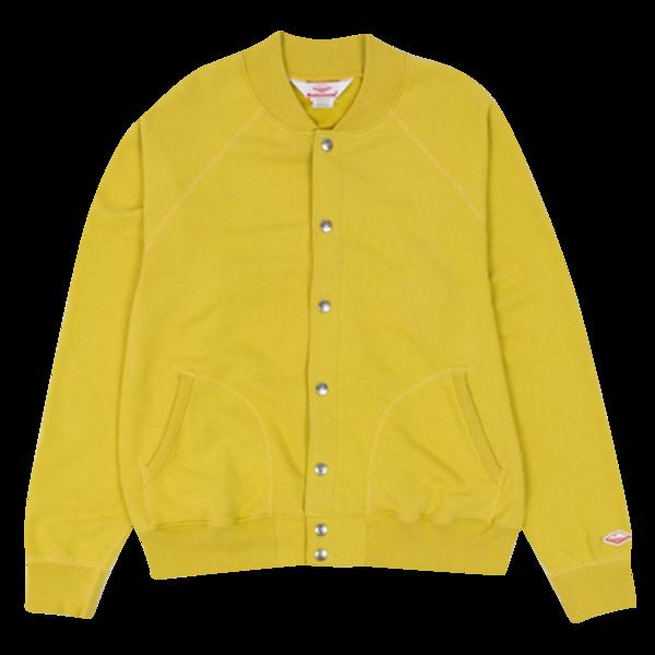 Gym Jacket, Mustard