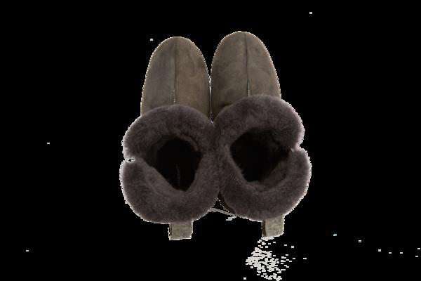 Woolrich x Westerlind Mariette for Women, Asphalt w/ Grey Wool