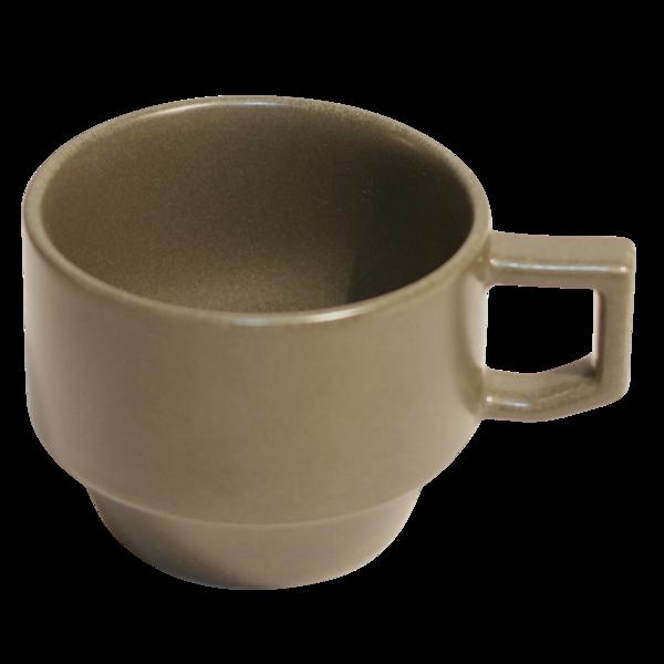 F/CE Military Hasami Block Mug, Army