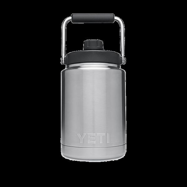 Rambler Half Gallon Jug, Stainless Steel