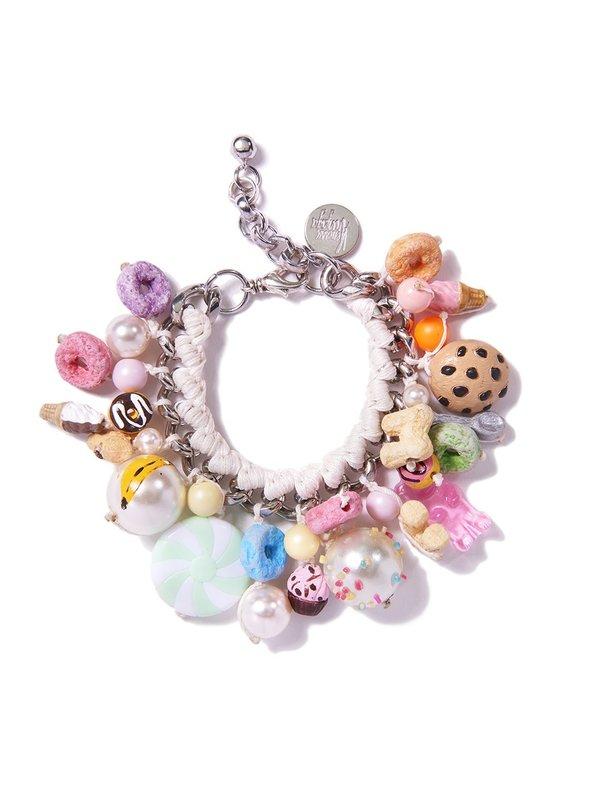 Venessa Arizaga The Sweet Life Bracelet in White