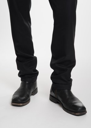 Helmut Lang Double Waistband Trousers