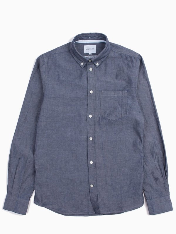 Norse Projects Anton Chambray