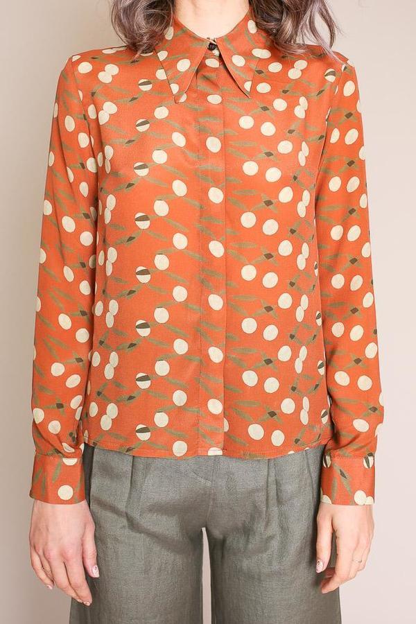 Samuji Tevie Shirt in Wonderfruit