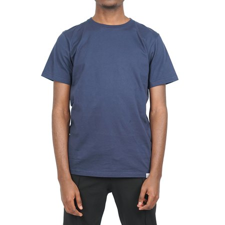 Norse Projects Niels Standard SS in Navy