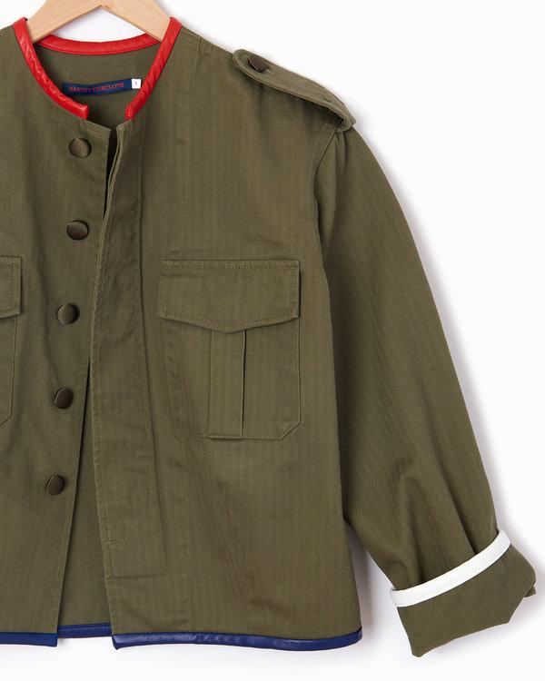 Harvey Faircloth Army Jacket
