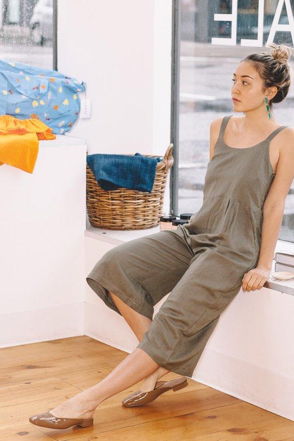 First Rite Dip Pantsuit