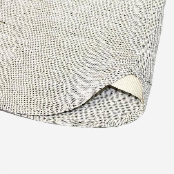 Kestin Hare Applecross Cotton Linen Shirt - Olive/White