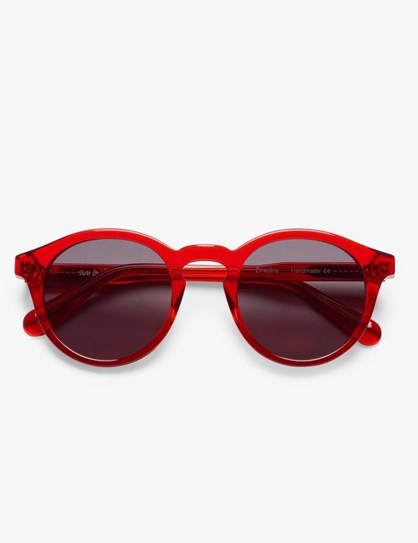Sun Buddies Zinedine Sunglasses - Red