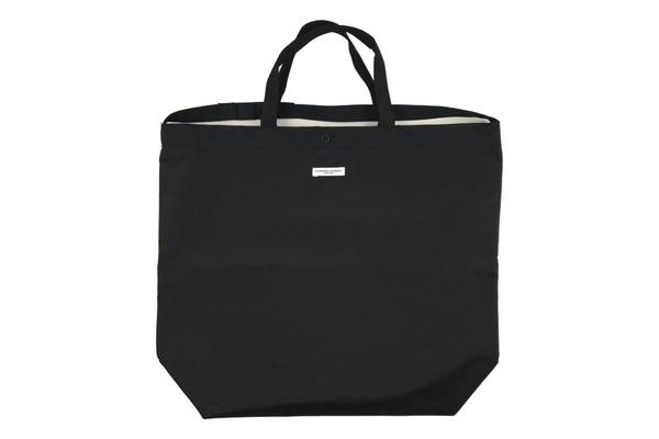 Engineered Garments Carry All Tote Black Pack Cloth