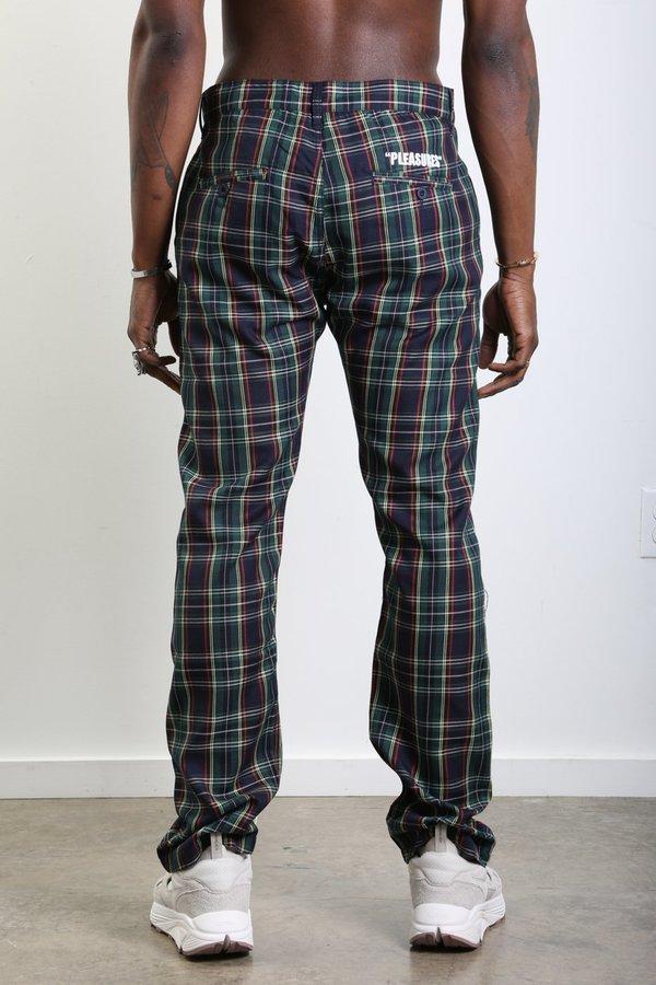 Pleasures Plaid Pants