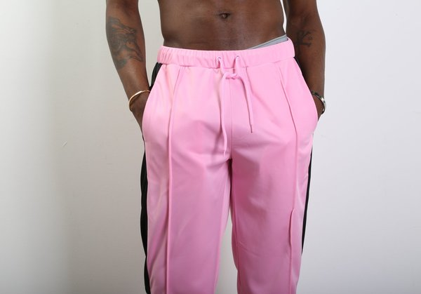 Pleasures Trackpant - Pink