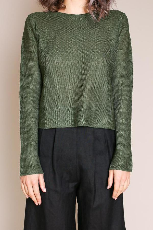 Samuji Gilad Sweater in Green