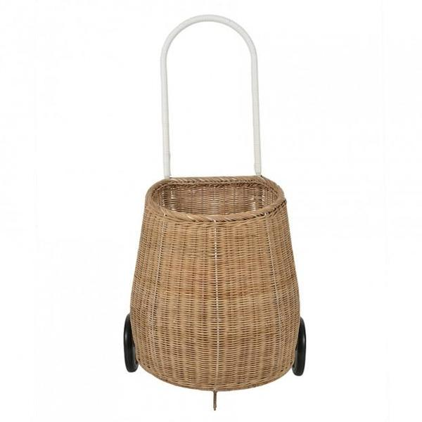 Olli Ella LUGGY BASKET (NATURAL)