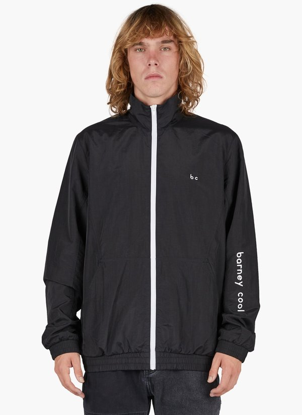 Barney Cools B.Quick Track Jacket - Black