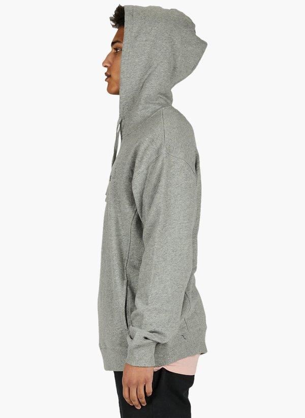 Barney Cools Hood - Grey Melange