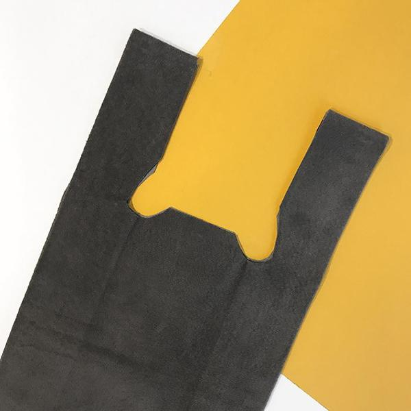 Slow and Steady Wins the Race Narrow Bodega Bag in Charcoal Grey