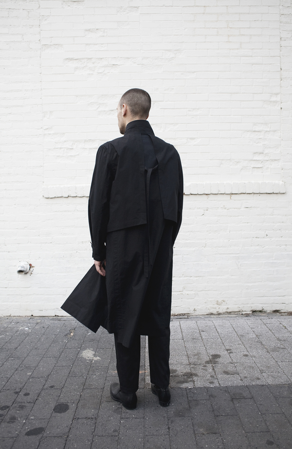 IISE Long Coat