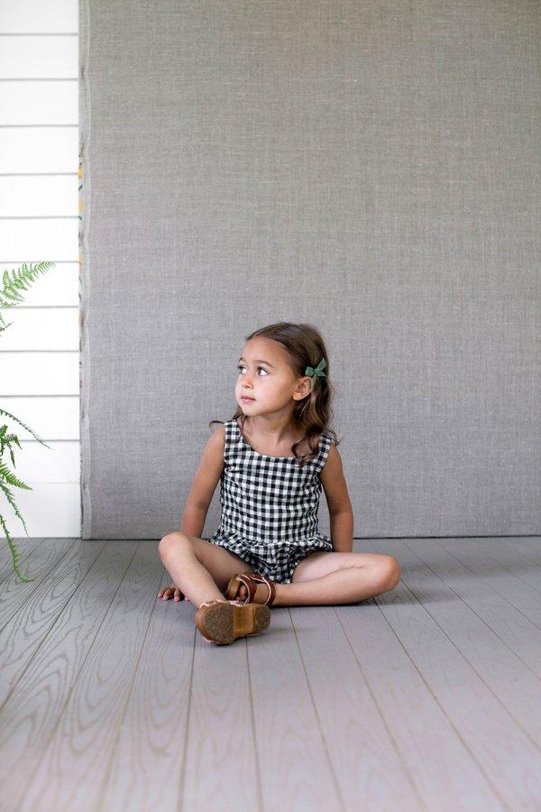KIDS Soor Ploom Lois Playsuit - Gingham