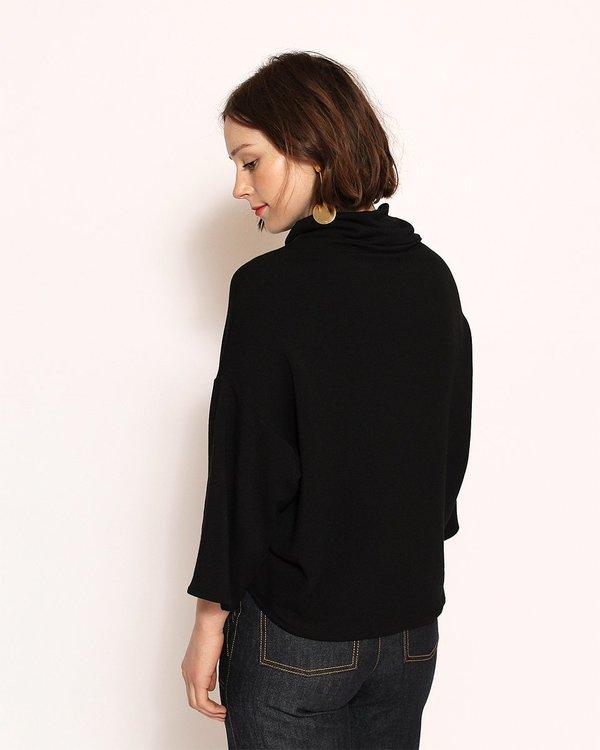 Corinne Bucket Sweater - Black