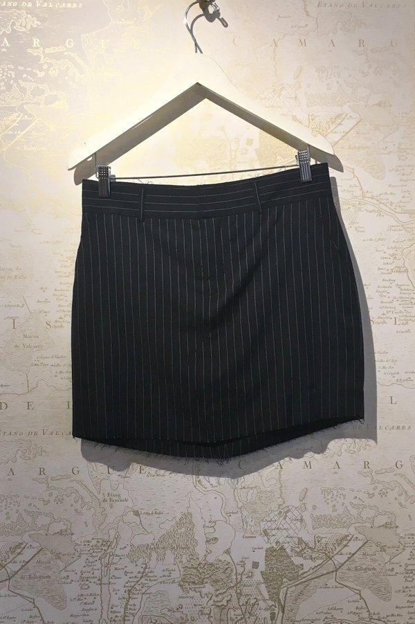 RtA 'Callie' Pin Stripe Mini Skirt