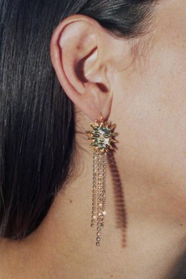 Mondo Mondo Soleil Earrings