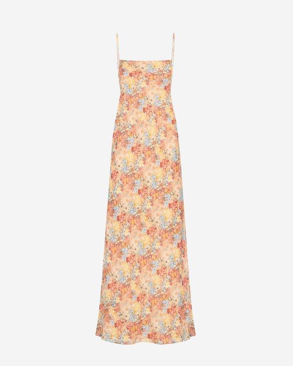 Irwin Garden Camellia Dress