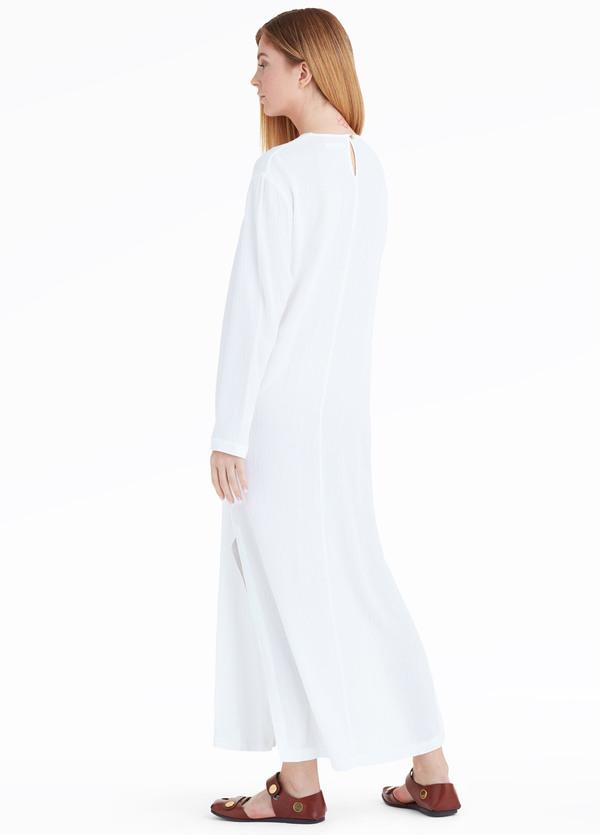 Shaina Mote Nero Dress - Bone White