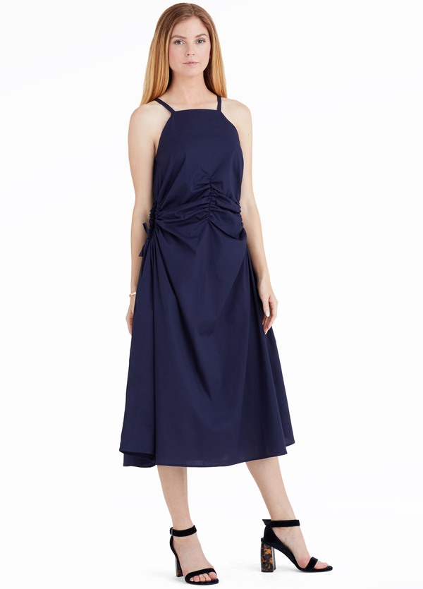 Toit Volant Jurancon Dress - Navy Blue  fa3c9791cdc