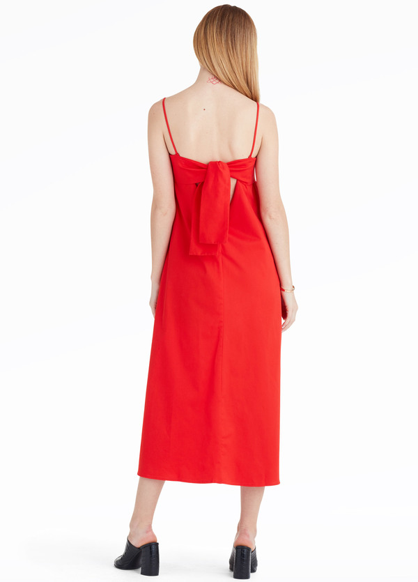 Toit Volant Verona Dress - Red