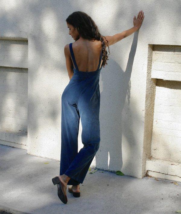 Paloma Wool Hockey Jumpsuit Blue