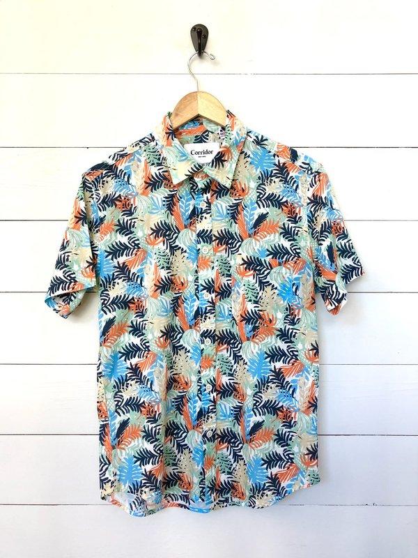 Corridor Hawaiian Fern Shirt