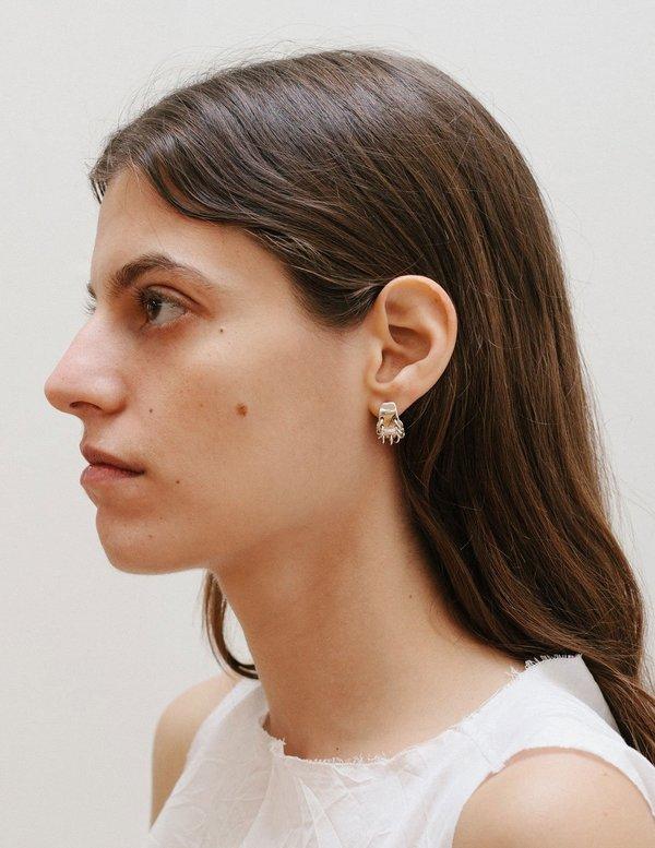 Erin Considine Alta Earrings - Silver