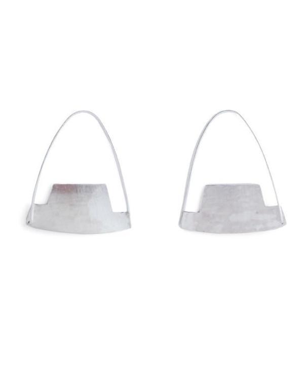 Arch Hoop Silver