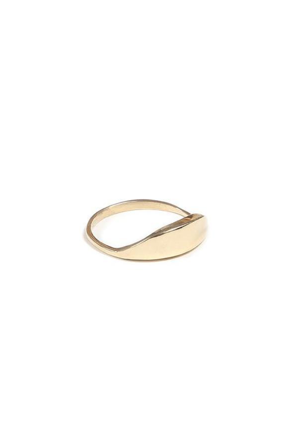 Erin Considine Dune Ring - 14K Gold