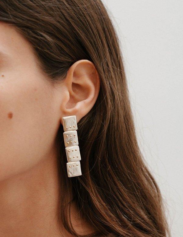 Erin Considine Quad Earrings