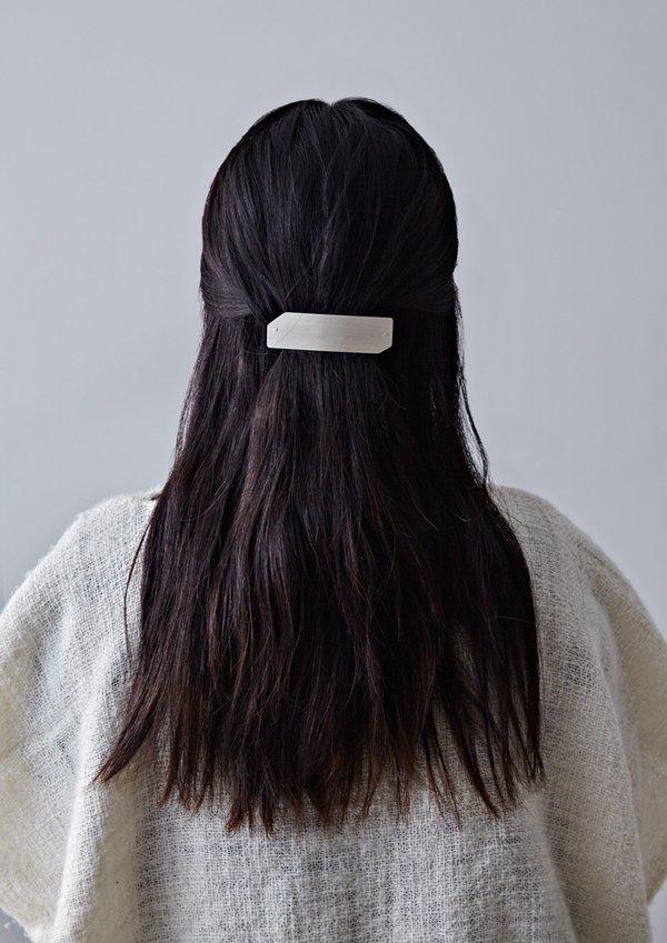 Vintage Erin Considine Hairclip - Silver