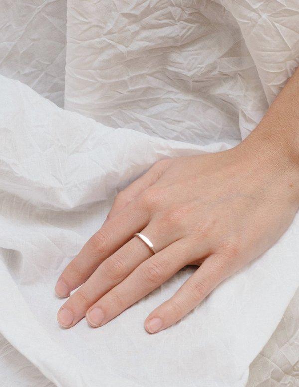 Erin Considine Sliver Ring - Silver