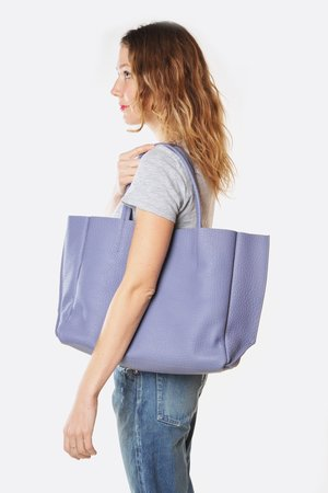 Ampersand as Apostrophe Eventide buffalo sideways tote