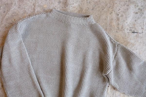 Micaela Greg Seed Sweater