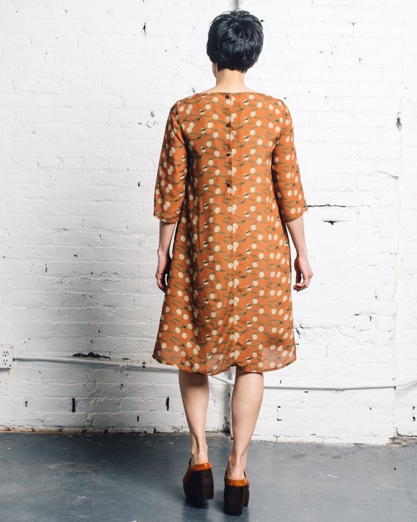 Samuji Finch Dress - Wonderfruit