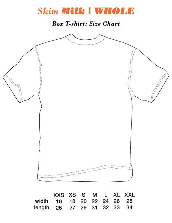 Unisex WHOLE Warhol T-Shirt - Black/White