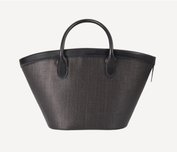 Vasic Mini Marche Bag - BLACK