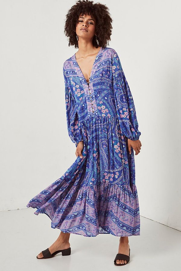 Spell & The Gypsy Collective City Lights Gown | Garmentory