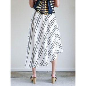 Apiece Apart Turkanna Asymmetric Skirt